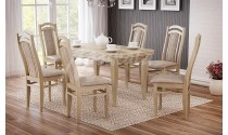 Krzesło 755 Stół 667