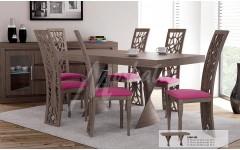 Krzesło 603 Stół 604