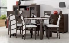 Krzesło 607 Stół 641