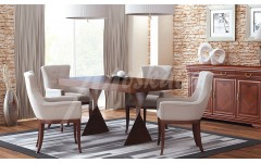 Krzesło 749 Stół 720