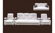 Emilia II wersalka: gł.102/szer.220/wys.96 spanie: 192/126 fotel: gł.90/szer.85/wys.88
