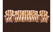 Roma wersalka: gł.95/szer.220/wys.95 spanie: 120/190 fotel: gł.79/szer.75/wys.95